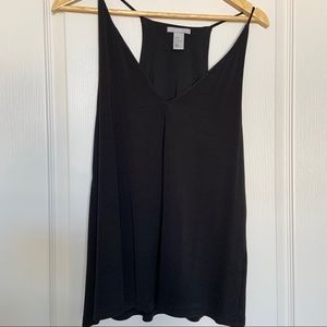 V-NECK SLEEVELESS BLOUSE/ CAMI, H&M, STAPLE PIECE